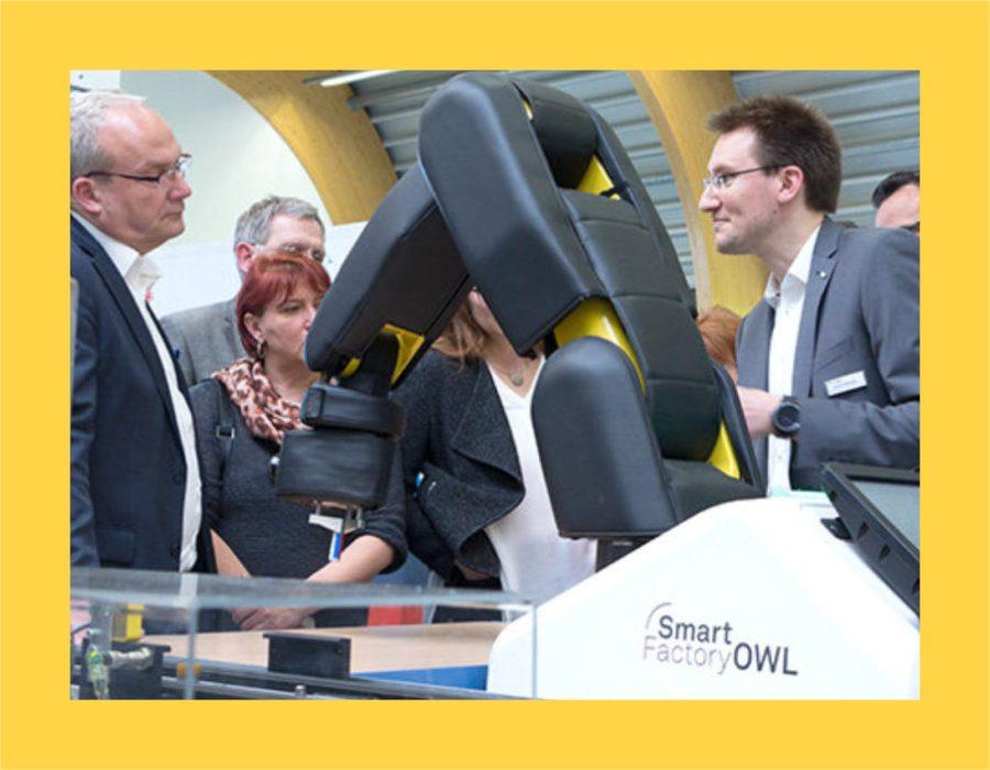 Smart Factory Lemgo Innovationen Industrielle Automation